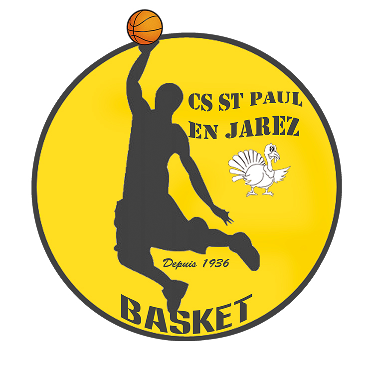 Camp de basket CS St Paul en Jarez Basket